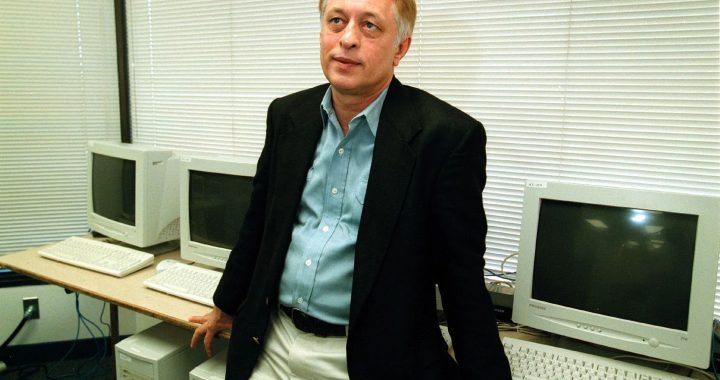 Victor Sheymov in 2000. (Susan Biddle/The Washington Post)